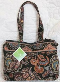 Vera Bradley Betsy Bag in Kensington