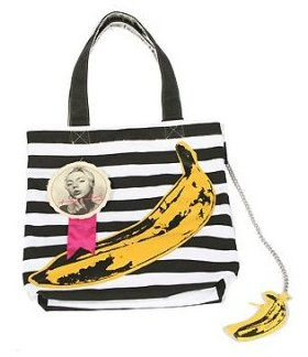 Andy Warhol bag