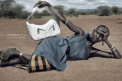 Poverty or Handbag