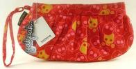 Yak Pak Fuji Purse | Adorable Wristlet with Colorful Print