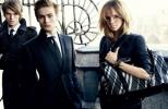 Emma Watson's Burberry Fall/Winter Ad Campaign Revealed | Harry Potter Actress Models New Handbags with Male Hotties