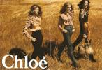 Chloe Reveals New Fall 2009 Ad Campaign | Trio of Models Showcase Designer Duds
