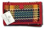 Donna Sharp Weaver Wallet   Large Practical Convertible Quilted Purse