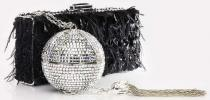 Celebrities Love Judith Leiber Clutches | Stars Opt for Glittering Purses on Red Carpet