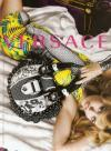 Georgia May Jagger Stars in Versace's Vibrant Spring/Summer 2010 Ad Campaign