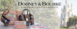 Disney Parks and Dooney & Bourke Release Latest Limited Edition Bags | Pop Princess Collection Celebrates Disney Heroines