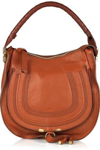 Chloe Marcie Small Leather Bag