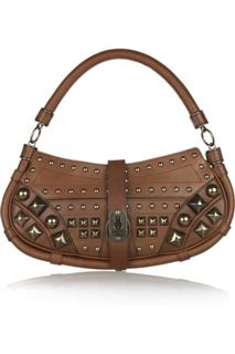Burberry Prorsum Cadet Small Studded Leather Bag