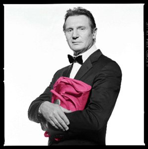Liam Neeson Cancer Research UK ad