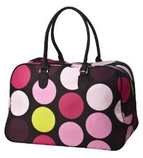 Sonia Kashuk Dots Travel Duffel