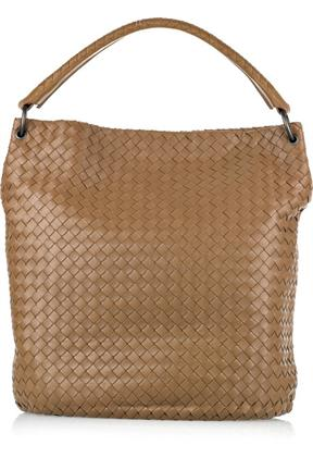 Bottega Veneta Basket Intrecciato Hobo Bag