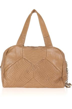 Jimmy Choo Alba Medium Leather Bag