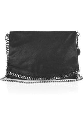 Stella McCartney Falabella Chain-Trimmed Messenger Bag