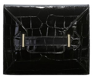 Alexander McQueen Mini Book Clutch