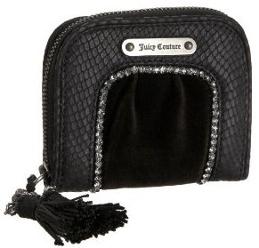 Juicy Couture Fashion Velour French Purse