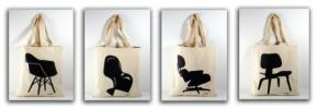 Modist's New Furniture Totes | Eco-Friendly Canvas Chair Bags