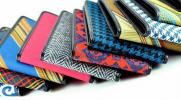 Recyled Wallets from Rogue Empire | Designer Turns Men's Clothes Into Purses