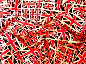 Union Jack Material