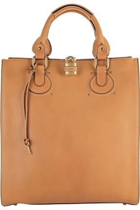 Chloe Pure Paddington Leather Tote