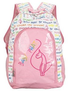 Baby Phat Crayon Print Backpack
