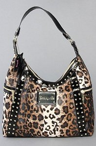 Betsey Johnson Kats Eye Hobo