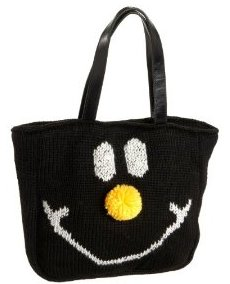 Felix Rey Happy Knit Tote