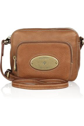 Mulberry Gracie Small Leather Shoulder Bag