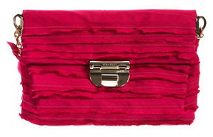 Nina Ricci Tiered Evening Bag