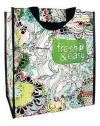 Fresh & Easy Neighborhood Market's New Designer Shopper | Customer Designs Reusable Grocery Store Bag