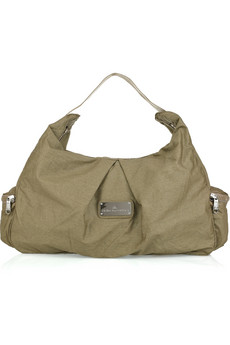 Adidas By Stella McCartney Cotton Twill Shoulder Bag