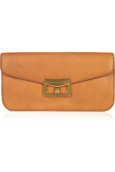 Marc by Marc Jacobs Leather Envelope Clutch
