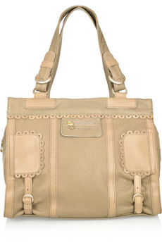 See by Chloe Poya Vintage Leather Tote