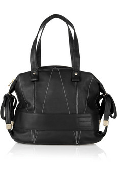 See By Chloe Yate Leather Bowling Bag