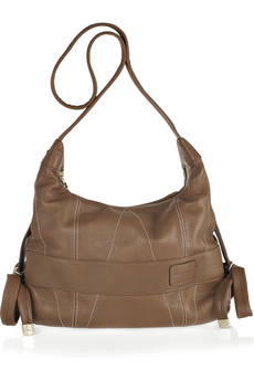 See By Chloe Yate Leather Messenger