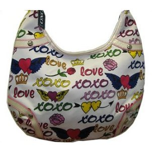 XOXO Tattoo You Shoulder Bag