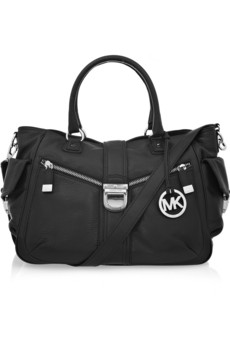 MICHAEL Michael Kors Riley Leather Tote
