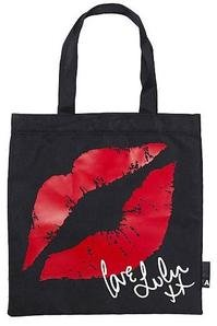 Lulu Guinness Action on Addiction Tote