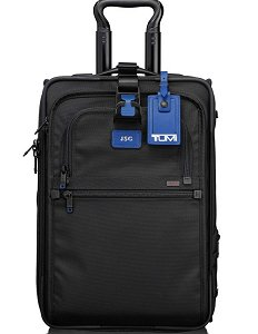 Tumi Alpha Customized Bag
