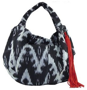 Tylie Malibu Ikat Wayfarer Shoulder Bag