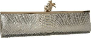 Kate Spade Gold Lagoon Framed Lella Clutch