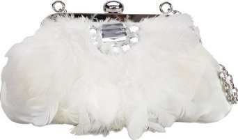 Coloriffics Feather Purse