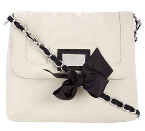 Evans Ribbon Chain Bag