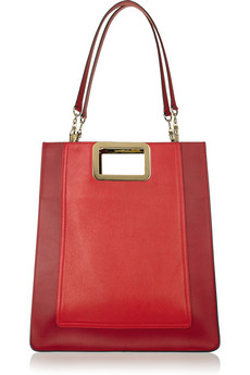 Chloe Vivian Leather Tote