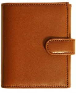 Floto Leather Compact=