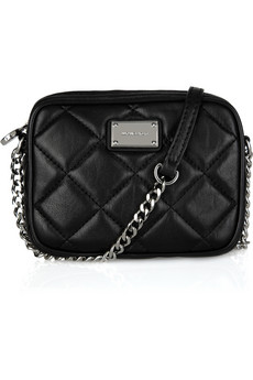 MICHAEL Michael Kors Hamilton Leather Cross Body Bag