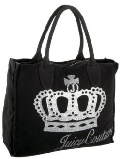 Juicy Couture Icon Bling Tote