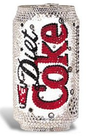 Kathrine Baumann Diet Coke Can Bag