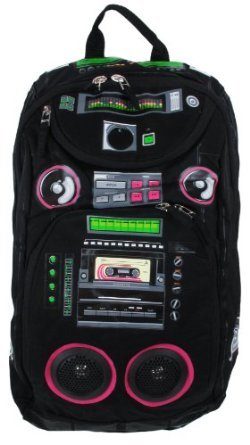 Loop NYC Audio Couture Backpack
