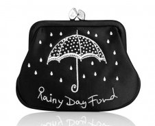 Lulu Guinness Rainy Day Coin Purse