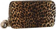 Dolce & Gabbana Lory Purse | Leopard Print Zip-Around Box Clutch